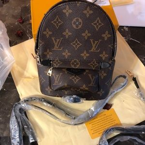 Real leather minisize